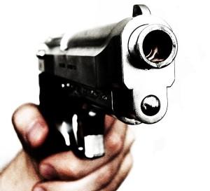 אקדח, יריות (צילום אילוסטרציה)