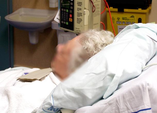 חולה, בריאות, בית חולים (אילוסטרציה)