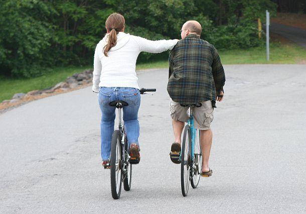 רוכבי אופניים (צילום ארכיון)