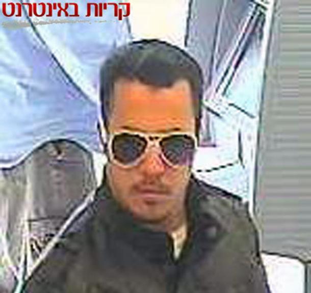 המצלמות חשפו את שודד הבנק - אתם מזהים אותו?