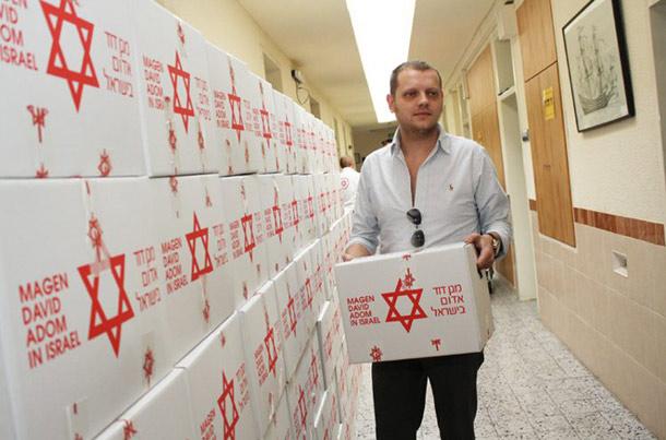בשנה שעברה נאספו מעל ל-2000 חבילות מזון למשפחות נזקקות