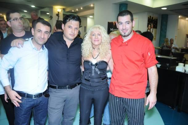 כרמל שבתאי וצוות מאסטר שף