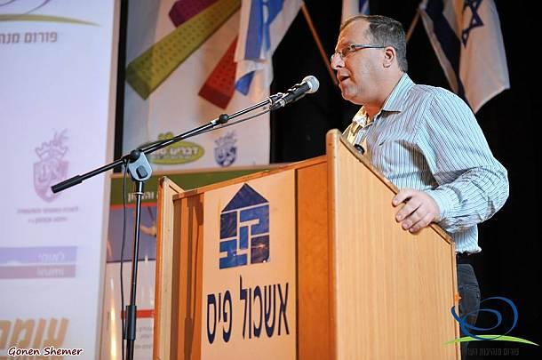 ראש עיריית קרית ביאליק אלי דוקורסקי (צילום: גונן שמר)