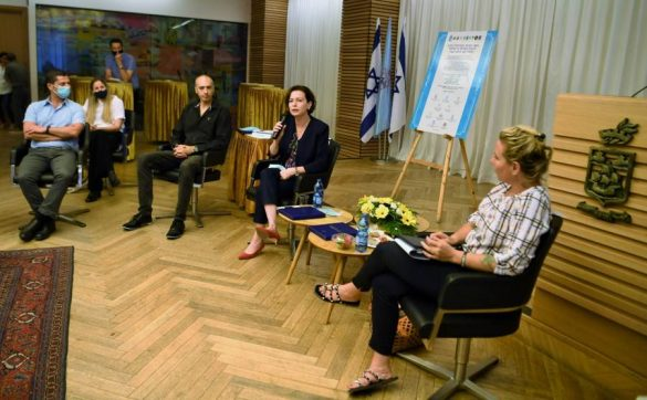 שנת שיא לתיירות הימית בנמל חיפה: עליה של למעלה מ-100%